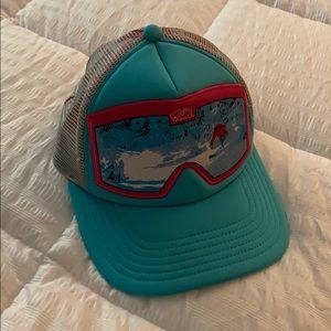 Big Truck Kids Hat